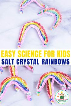 A powerful teaching unit for Orson Scott Cards classic scien Easy Science Experiments, Science Fair Projects, Science For Kids, Art Projects, Crystals For Kids, How To Make Crystals, Kindergarten Activities, Science Activities, Activities For Kids