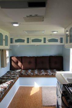 camping trailer remodeling   Our Travel Trailer remodel…Part 5 The Grand Finale   The Bellingham ...