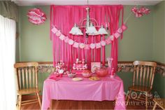 Pinkilicious Party Theme