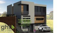 Casa Colinas Virreyes: Casas de estilo moderno por GHT EcoArquitectos