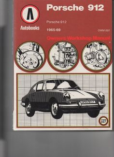 Toyota service manual k engine page 01 03 100dpi retro jdm porsche 912 owm 897 owners workshop repair manual 1965 69 autobooks k ball hc vg fandeluxe Gallery