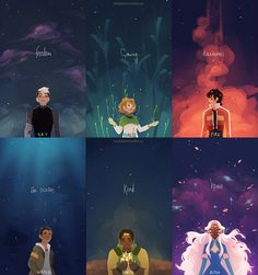 :: space is... by hawberries on DeviantArt, Shiro, Keith, Lance, Hunk, Pidge, Allura