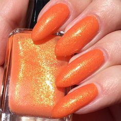 Tiger Lily  misc release by ShleeePolish on Etsy