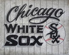 Chicago White Sox. Even had time to go to the game!!!!