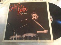 Salif Keita-Soro, LP Vinyl, GATEFOLD