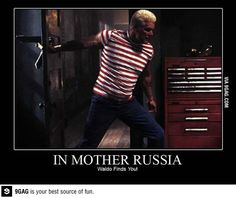 In Mother Russia Waldo Finds You