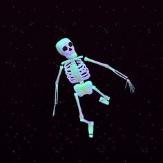 tfw you're a skeleton but you have aesthetic duties to attend.
