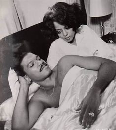 Billy Dee Williams & Diana Ross in Lady Sings the Blues