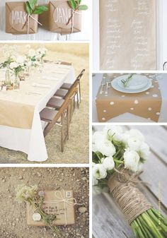 THE LUCY CHASE PROJECT // Festive kraft paper