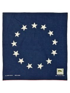 Betsy Ross - Kapital Bandana