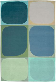 nOt a Painting - rugs & cushions eXtraordinary - Doug & Gene Meyer rug