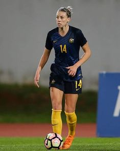 Alanna Kennedy #14, AusWNT Soccer Pictures, Sports Women, Sporty, Football, Female, Woman, Beauty, Style, Fashion