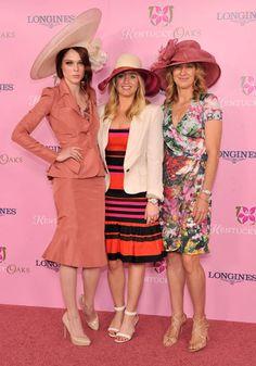 Longines Kentucky Oaks Fashion Contest
