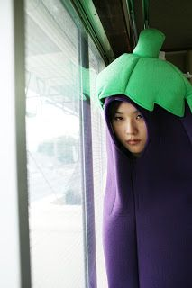 Vegetable Costumes, Exhibit, Pop Art, Contemporary Art, Japan, Link, Projects, Fashion, Log Projects