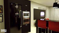 Cozinha gourmet conceito aberto