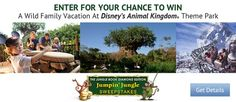 Jumpin Jungle || Sweepstakes and Giveaways