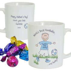 Personalised World's Best Sports Mug  from Personalised Gifts Shop - ONLY £9.99