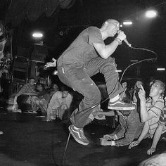 idontwannawearit A rare one to celebrate Ian's birthday 🎂 pic by Mofo from shot in SG at the On Broadway. Thanks for the knoweledge Minor Threat, Youth Culture, My Youth, Punk Rock, Broadway, Hip Hop, Thankful, Black And White, Concert