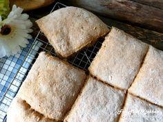 Halvgrovt brytebrød - Fra mitt kjøkken Bread, Food, Breads, Baking, Meals, Yemek, Sandwich Loaf, Eten