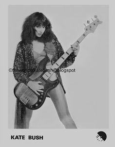 THE WORLD OF KATE BUSH: Promotional Publicity Photographs Count On You, Usa Network, Record Company, Columbia Records, Film Strip, Press Kit, Press Photo, Photo Credit, Over The Years