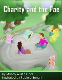 Charity is finally old enough to go to Camp Gertrude with the Feather Helper Girls for the very first time. When two girls make fun of her, Charity seeks solitude in a favorite hiking spot. Yet she does not find solitude in this adventure. What Charity doesn't know is that all of the rumors about Faery Falls are true