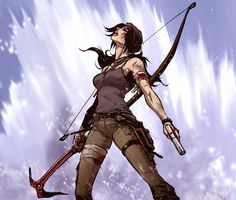 Lara Croft Rise of the Tomb Raider Official Artwork Wallpapers in Tomb Raider Video Game, Tomb Raider Game, Tomb Raider Lara Croft, Lara Croft 2, Lara Croft Cosplay, Rise Of The Tomb, Fanart, Crashing Waves, Before Us