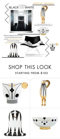 """""""Interior Designs"""" by emcf3548 ❤ liked on Polyvore featuring interior, interiors, interior design, home, home decor, interior decorating, Bosa and Louis Vuitton"""