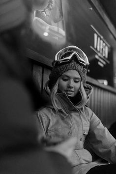 Our muse: Silje Norendal