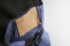 Faustine Steinmetz AW14 Collection http://faustinesteinmetz.com #Handwoven #Denim #Skirt #Fashion #Style #LondonFashion #Designer #FaustineSteinmetz