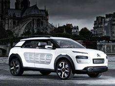 #Citroën #C4 Cactus. Il crossover dal design unico e sorprendente.