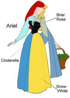 The Little Mermaid Dolls | Ariel-s-Dress-the-little-mermaid-6432438-567-794.jpg