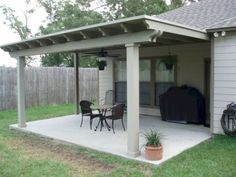 Patios must show charm as well as coziness. Roof design for patios is on… Pergola Patio, Backyard Patio Designs, Patio Roof, Pergola Kits, Wood Patio, Pergola Ideas, Porch Designs, Patio Overhang Ideas, Backyard Ideas