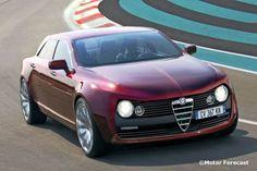 Alfa Romeo Giulia (© R Varicak, Motor Forecast) Bmw Isetta, Lamborghini, Ferrari, Maserati, Alfa Giulia, Automobile, Bmw Autos, Alfa Romeo Cars, Top Cars