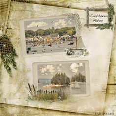 Ocean Solace Kit at Raspberry Road Designs