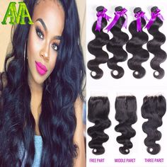 High qualtiy top grade Factory price for sale!!! Best service 100% virgin human hair wigs/hair extensions/lace closure/clip in hair/skin weft.Brazilian ,indian ,malaysian ,peruvian and chinese virgin hair. Web:http://www.aliexpress.com/store/1489405  Whats App:+8613583283132 Email:suungonehair@126.com