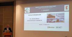 Türkiye Lojistik Master Planı (TLMP) Çalıştayı Ankara'da Yapıldı