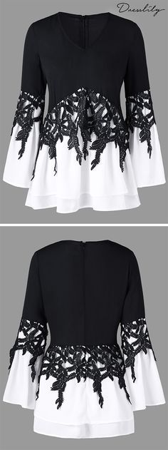 Buy the latest plus size t shirts for women at cheap prices,best plus size blouses at Dresslily.com.#blouses