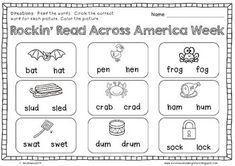 No Prep Spring Holiday Math and Literacy Printables includes 20 different printable activities for Read Across America Week, St. Patrick's Day, and Earth Day! $