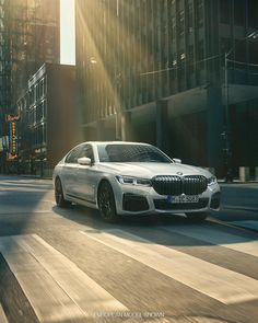 """From BMW """" Luxury has its eye on the future. The BMW is a Plug-In Hybrid with more power, refined luxury, and cutting-edge… """" Automotive Photography, Car Photography, Bmw 7 Series, Alfa Romeo Cars, New Bmw, Audi Tt, Luxury Cars, Luxury Sedans, Expensive Cars"""