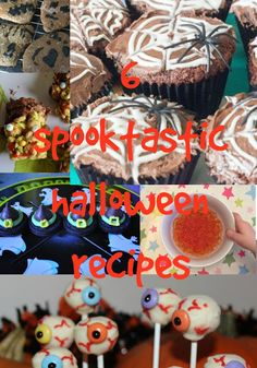 Mama Mummy Mum: Spooktastic Halloween Recipes