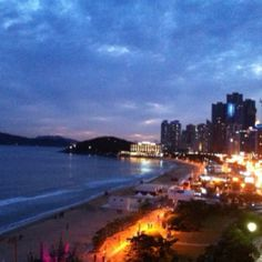 Hae-un beach in Pusan, Korea.  Southern part of South Korea.