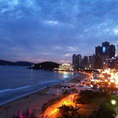 Hae-un beach in Pusan, Korea.  Southern part of South Korea.