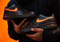 EffortlesslyFly.com - Kicks x Clothes x Photos x FLY SH*T!: VLONE x NikeLab Air Force 1 Low