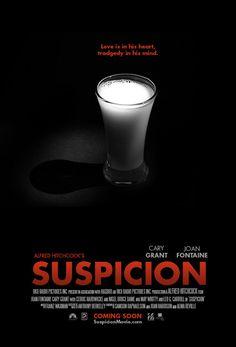 Final Poster. Suspicion Movie Poster