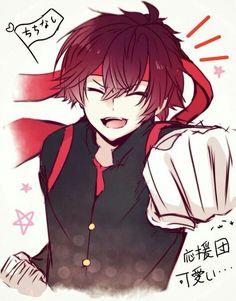 Diabolik Lovers - Ayato Sakamaki//////s. Diabolik Lovers Ayato, Ayato Sakamaki, Handsome Anime Guys, Hot Anime Guys, Anime W, Kawaii Anime, Mystic Messenger, Mukami Kou, Yui And Ayato