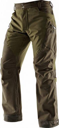 Verde Highlander Hombre M65/Outdoor Pantalones 32 Verde