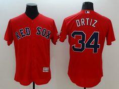 a9ffa77c5 2016 MLB FLEXBASE Boston Red Sox 24 Price red jerseys