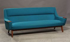 Danish Vintage Sofa 1960's    eBay