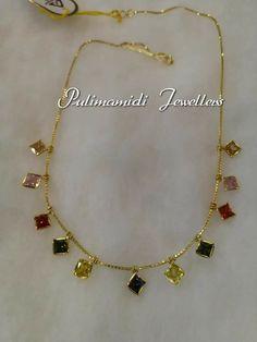 Silver Earrings For Women Kids Gold Jewellery, Gold Jewelry Simple, Gold Jewellery Design, Kids Jewelry, Trendy Jewelry, India Jewelry, Simple Necklace, Bridal Jewelry, Beaded Jewelry