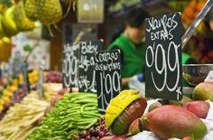Great Food Markets Around the World